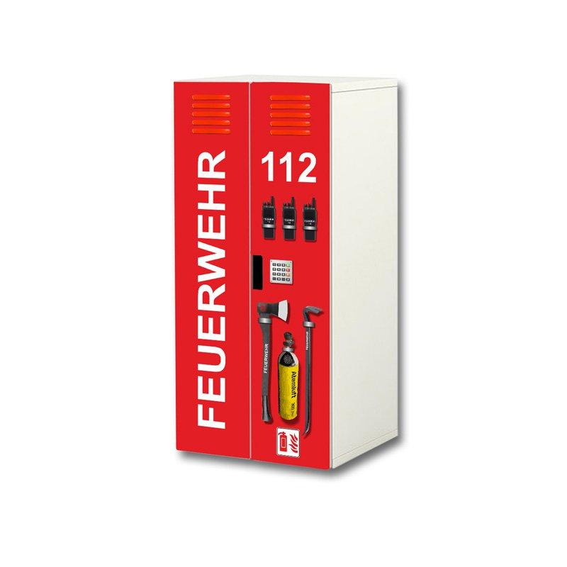 Feuerwehr aufkleber f r schrank stuva von ikea 2 27 95 for Ikea stuva schrank