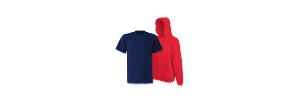T-Shirts, Sweatshirts, Polos