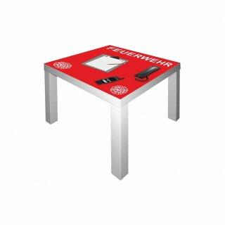 Feuerwehr-Aufkleber für Tisch LACK von IKEA (1)