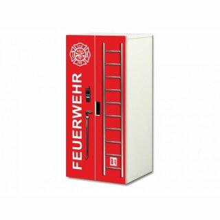 Feuerwehr-Aufkleber für Schrank STUVA von IKEA (1)