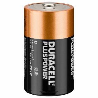 Batterie - D