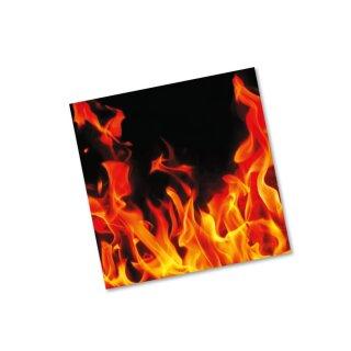 Servietten - Motiv Fire