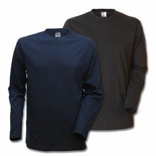 T-Shirt, langärmlig