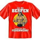 """Spaß-Shirt """"Nur die Besten ..."""" (2)"""