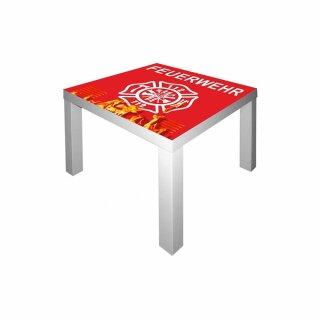 Feuerwehr-Aufkleber für Tisch LACK von IKEA (2)