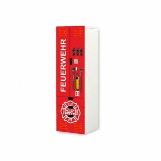 Feuerwehr-Aufkleber für Schrank-Kommode STUVA von IKEA (2)