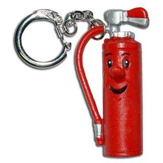 Schlüsselanhänger - Feuerlöscher