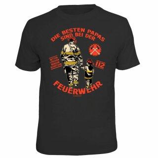 """Spaß-Shirt """"Die besten Papas"""" 2XL"""