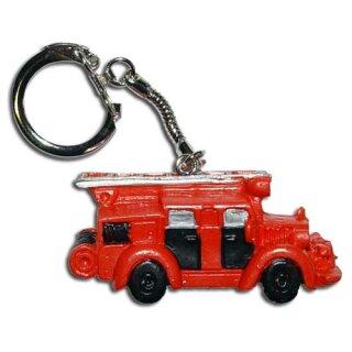 Schlüsselanhänger - Feuerwehrauto