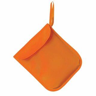 Aufbewahrungsbeutel Weste signal orange