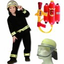 Kinder-Set - Anzug (152), DIN-Helm, Rückenspritze