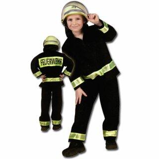 Kinder Feuerwehranzug 104