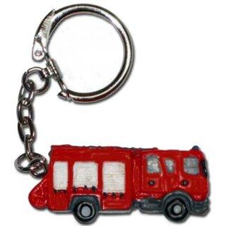 Schlüsselanhänger - Löschfahrzeug